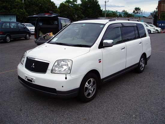 Продажа автомобиля Mitsubishi Dion…